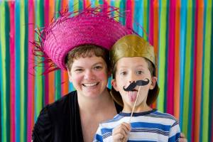 startingsmall photo booth